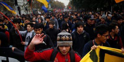Gobierno envía mensaje a estudiantes tras manifestaciones: