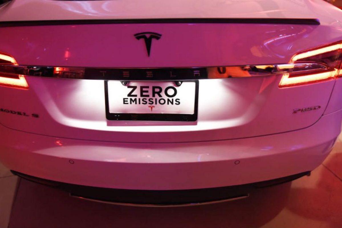 Es el automóvil eléctrico con mayor autonomía. Foto:Getty Images. Imagen Por: