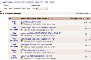 Es por ello que los gobiernos del mundo persiguen esta web. Foto:The Pirate Bay. Imagen Por:
