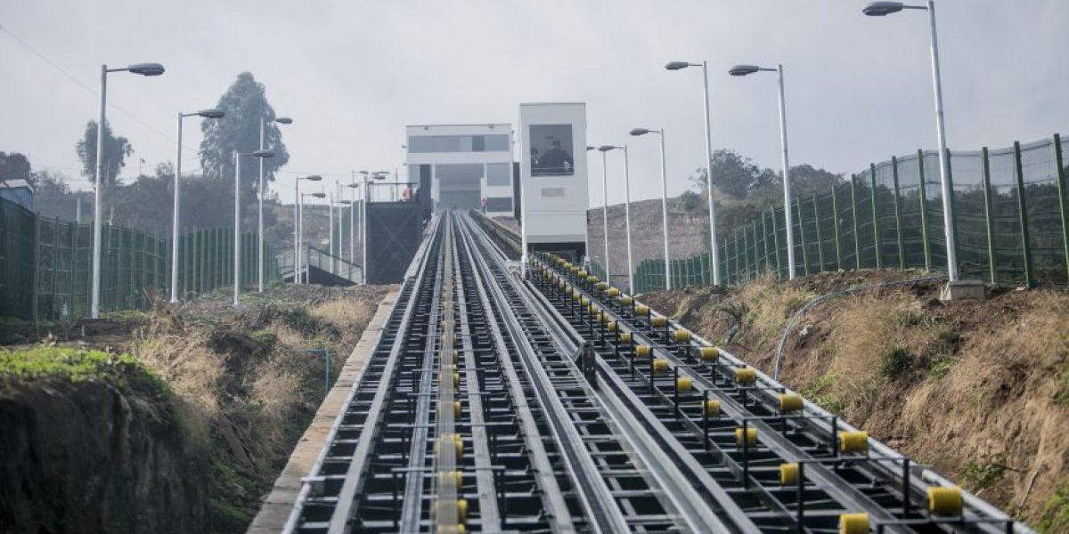 Este viernes inauguran el primer ascensor público de la RM