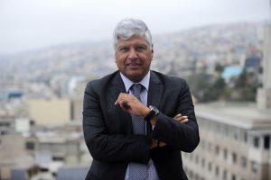 Jorge Castro, actual alcalde de Valparaíso. Foto:Archivo Agencia Uno. Imagen Por:
