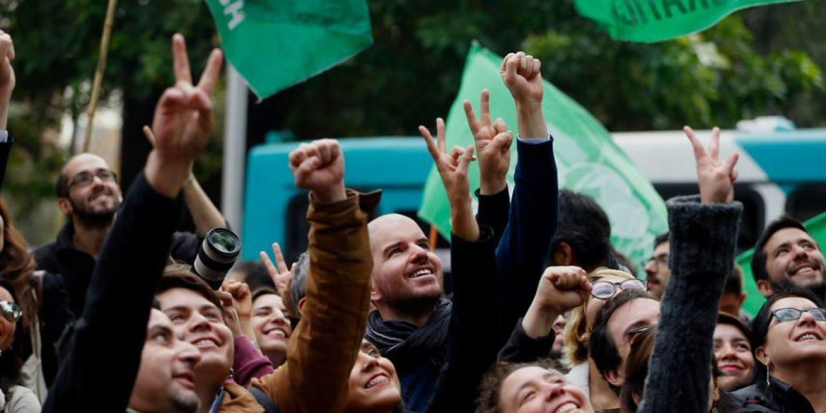 Partido de Giorgio Jackson anuncia que presentara candidatos a alcaldes en siete comunas