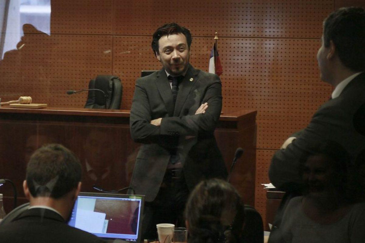Formalizacion de Jaime Orpis Foto:Agencia Uno. Imagen Por: