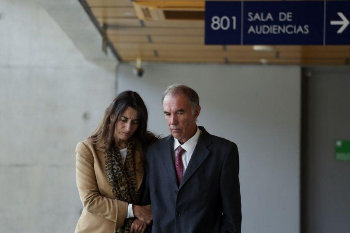 Formalizacion en el marco de la investigación de Corpesca Foto:Agencia Uno. Imagen Por: