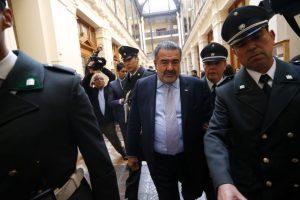 Luksic presenta querella contra el diputado Rivas. Foto:Aton Chile. Imagen Por: