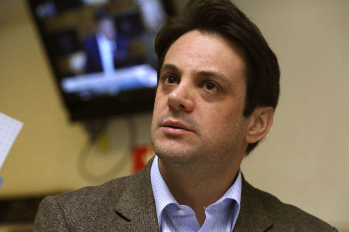 Gaspar Rivas diputado querellado por Andronico. Foto:Aton Chile. Imagen Por: