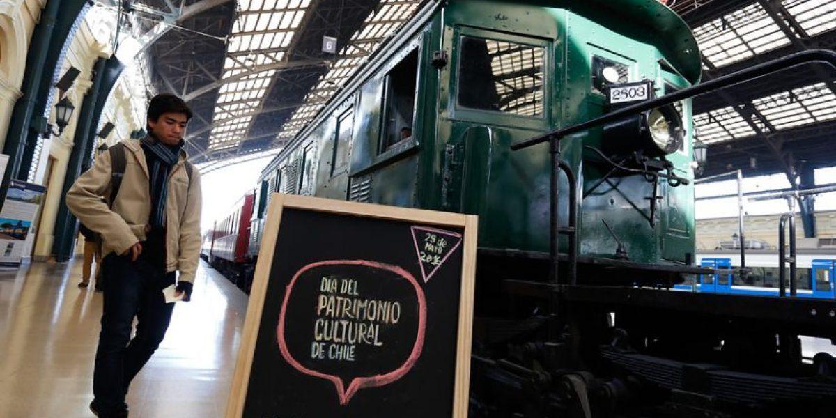 Estos son algunos de los ferrocarriles que se exhibirán en el próximo Día del Patrimonio
