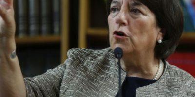 """Ministra Delpiano por protesta de estudiantes: """"En las calles es más difícil entenderse"""""""