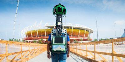 Con Google Street View recorre las instalaciones que albergarán los JJOO de Río