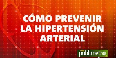 Infografía: cómo prevenir la hipertensión arterial