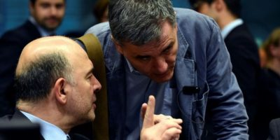 Eurogrupo avala nuevo tramo de rescate para Grecia de 10.300 millones y fases para aliviar la deuda