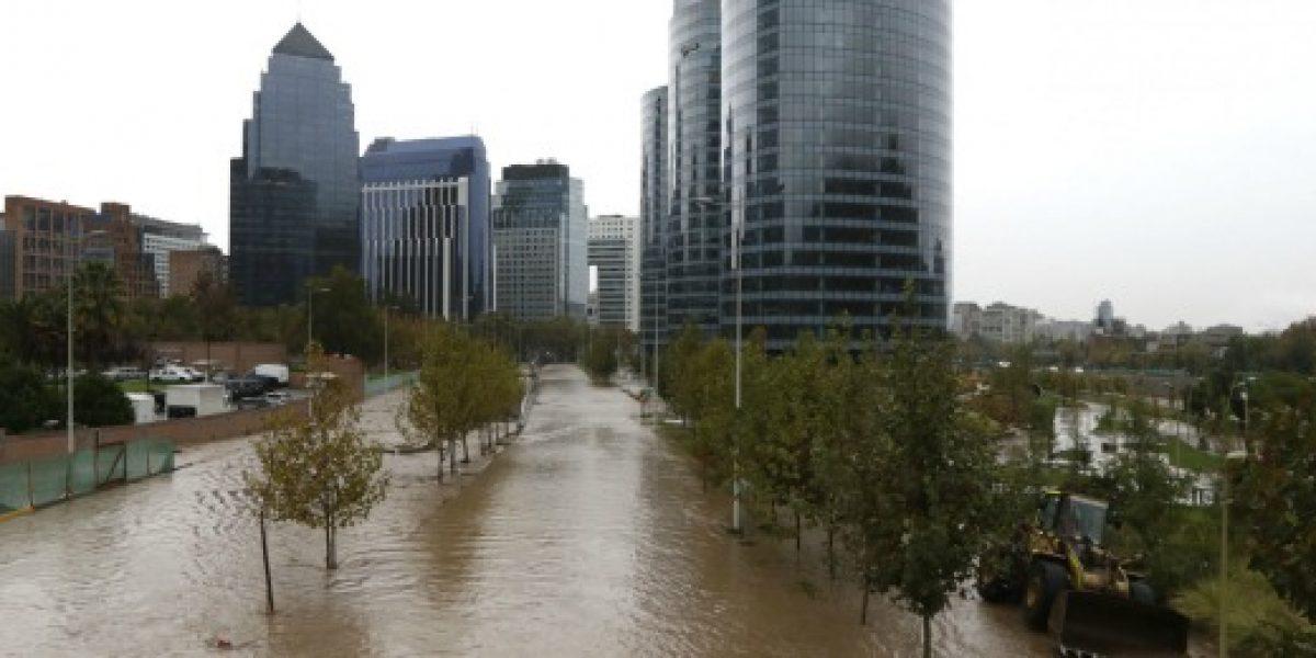 Pérdidas en Providencia por inundación alcanzan los $3.900 millones