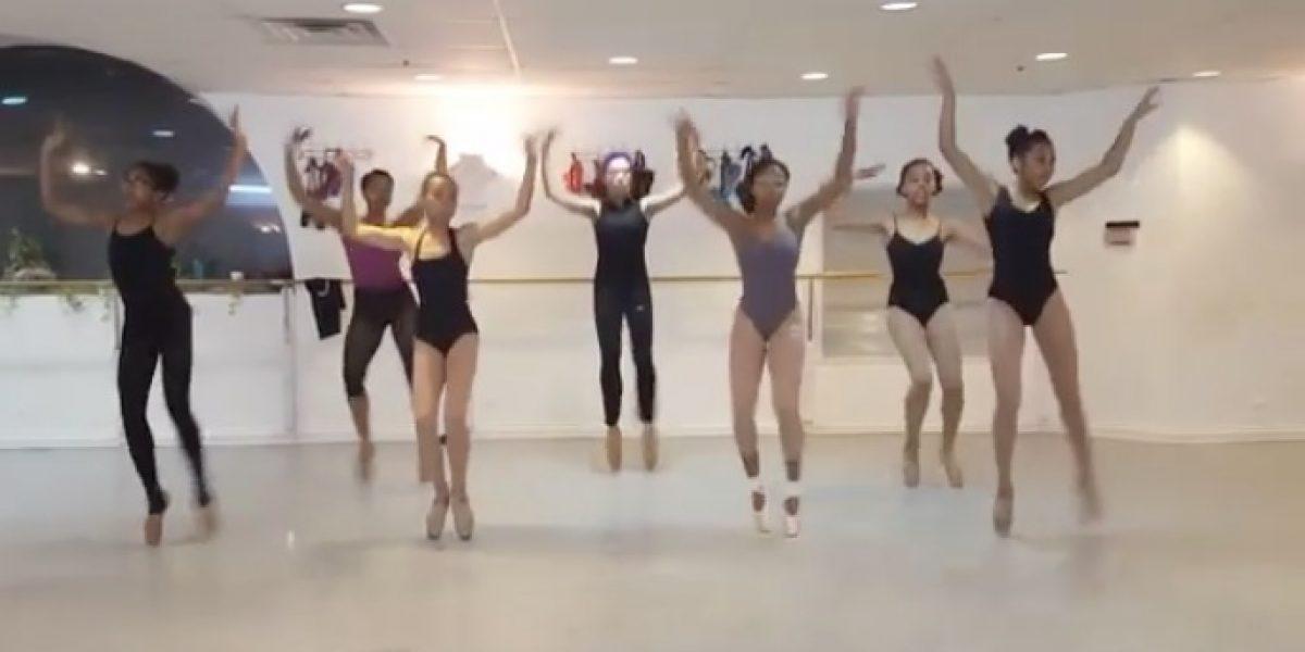Ellas están cambiando el estereotipo de las bailarinas de ballet