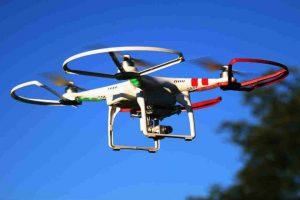 Los drones son vehículos aéreos no tripulados. Foto:Getty Images. Imagen Por: