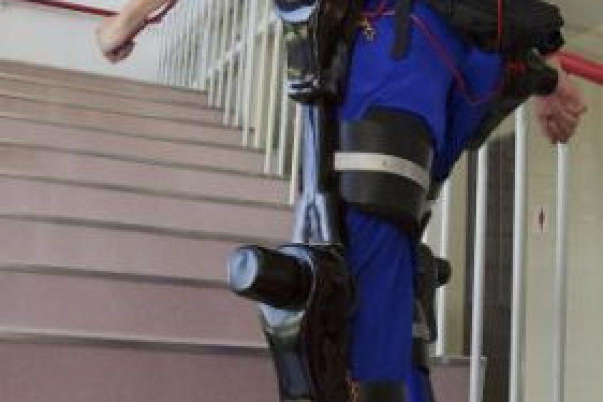 ¿Para qué sirve un exoesqueleto? Foto:Getty Images. Imagen Por: