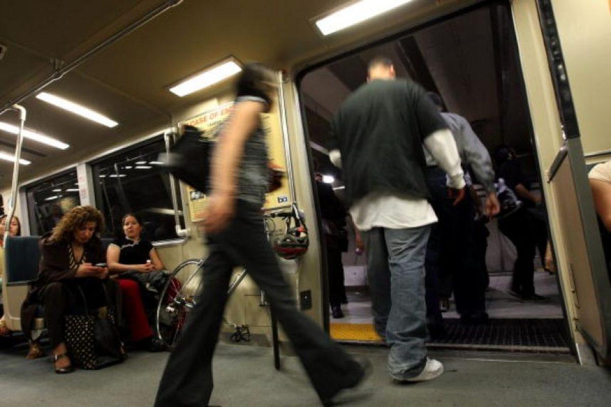 3. Transporte Foto:Getty Images. Imagen Por: