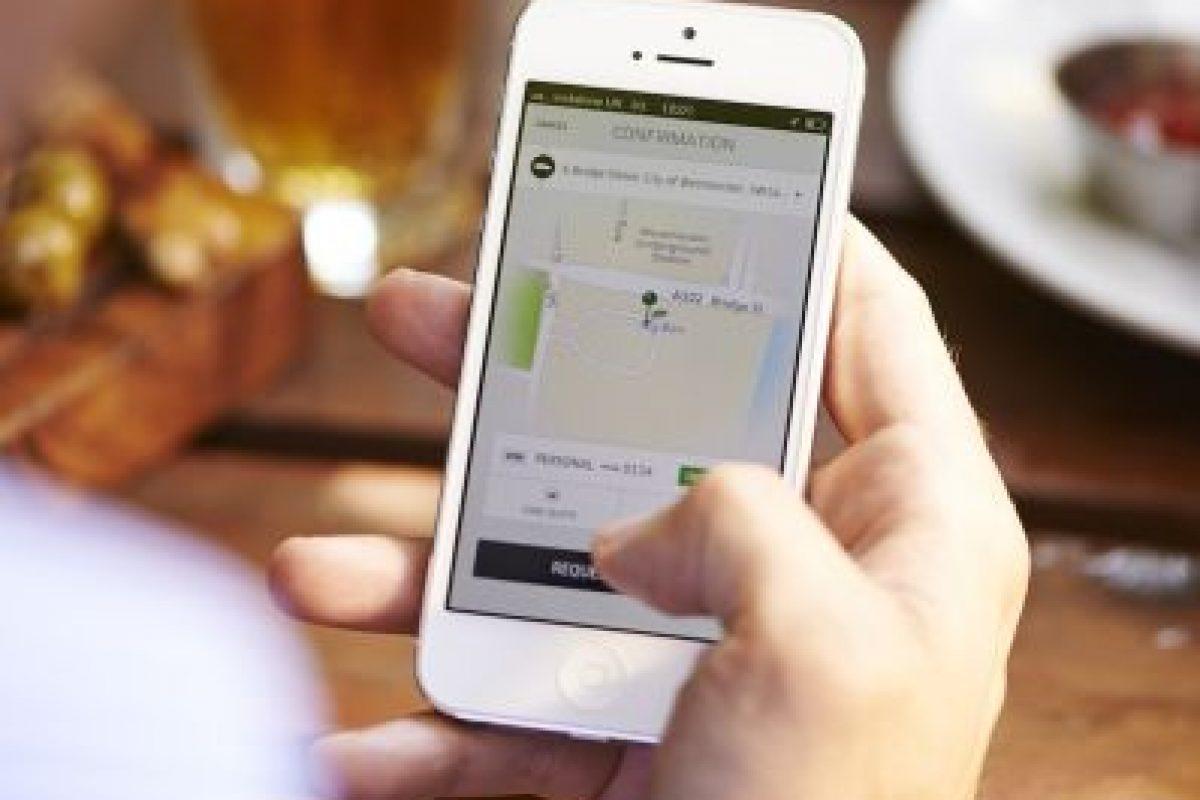 9- Porque atiende a un público diferente al de los taxis y con necesidades específicas. Foto:Uber. Imagen Por: