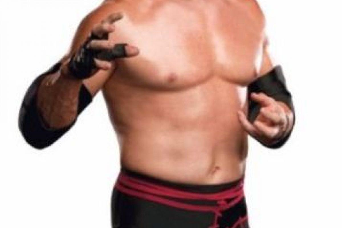 Tiene más de dos décadas dentro de la WWE Foto:WWE. Imagen Por: