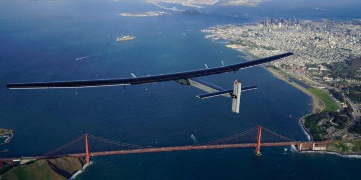 El Solar Impulse 2 aterriza en Pensilvania en su inédita vuelta al mundo
