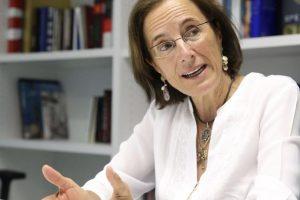 Periodista española Salud Hernández Foto:EFE. Imagen Por: