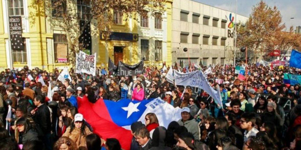 """Secundarios previo a la marcha: """"Va a ser culpa de Burgos si hoy hay conflictos"""