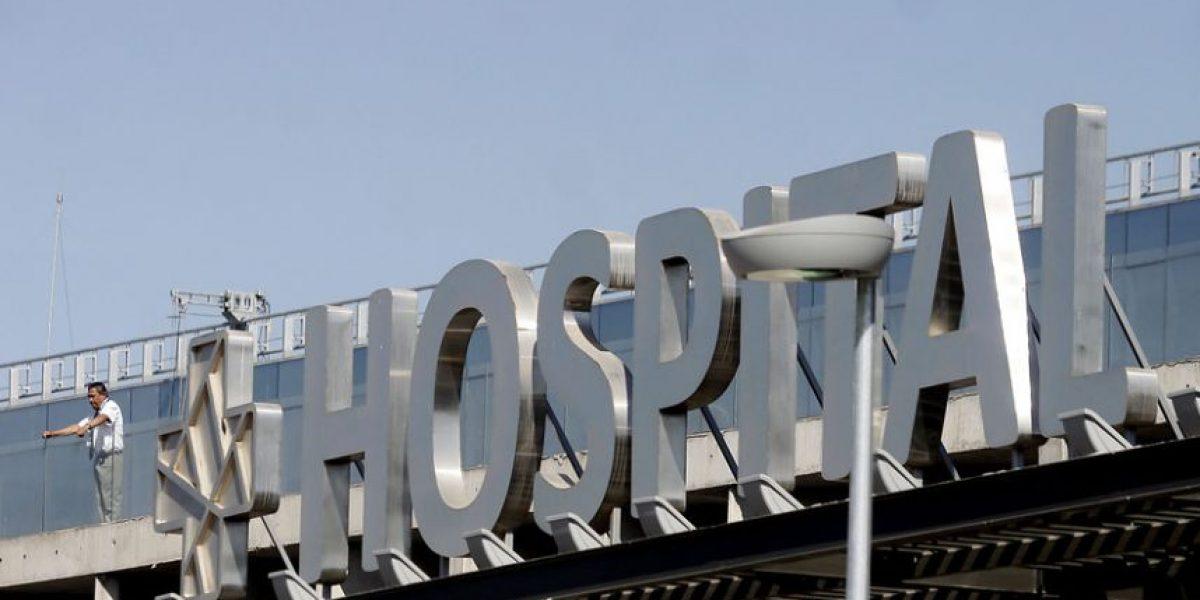 Estudio Cadem: usuarios evalúan positivamente los hospitales concesionados en la RM