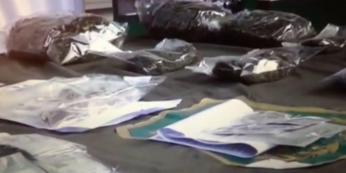 Operativos antidrogas de Carabineros permiten incautar $200 millones en droga