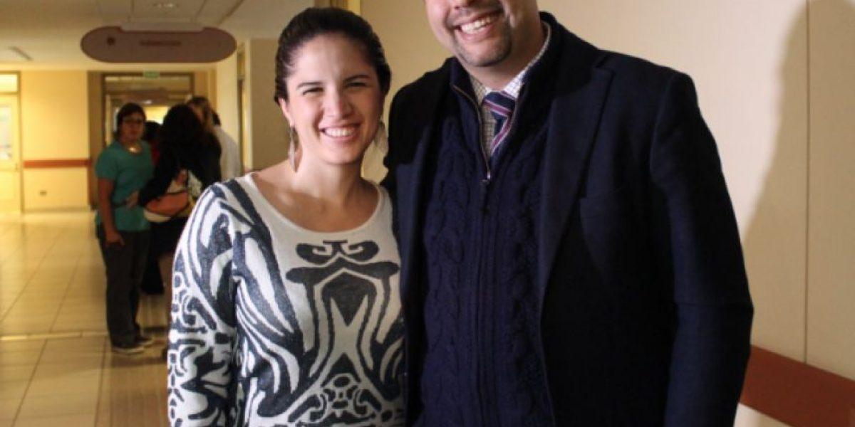 Magallanes: nueva Oncóloga Infantil fue recibida por autoridades en hospital