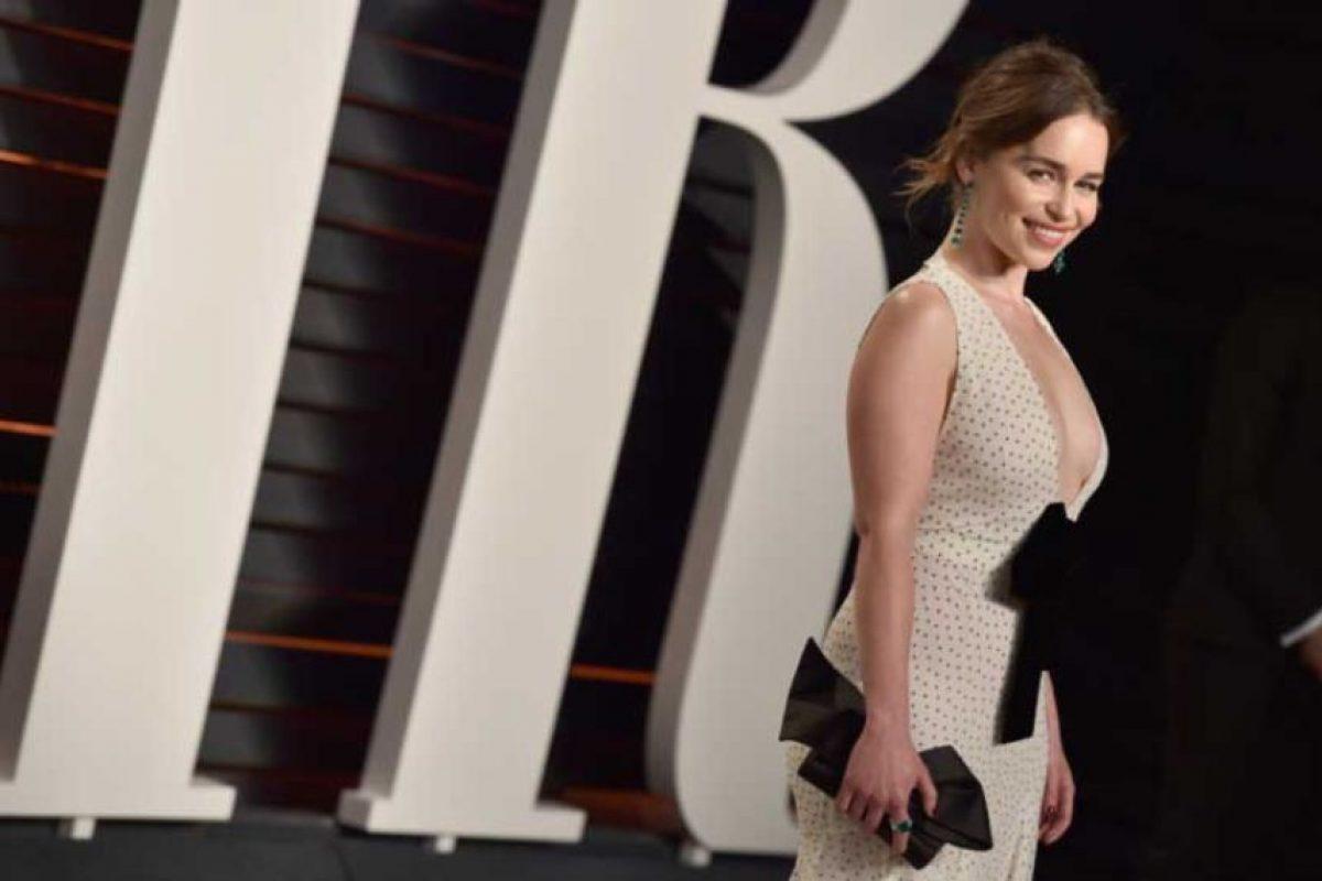 Emilia Clarke Foto:Getty Images. Imagen Por: