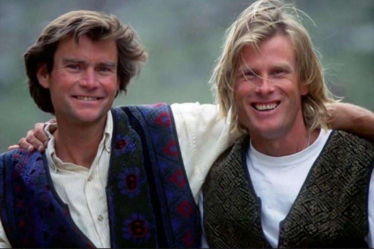 16 años después rescataron los cuerpos de dos alpinistas Foto:Alexlowe.org. Imagen Por: