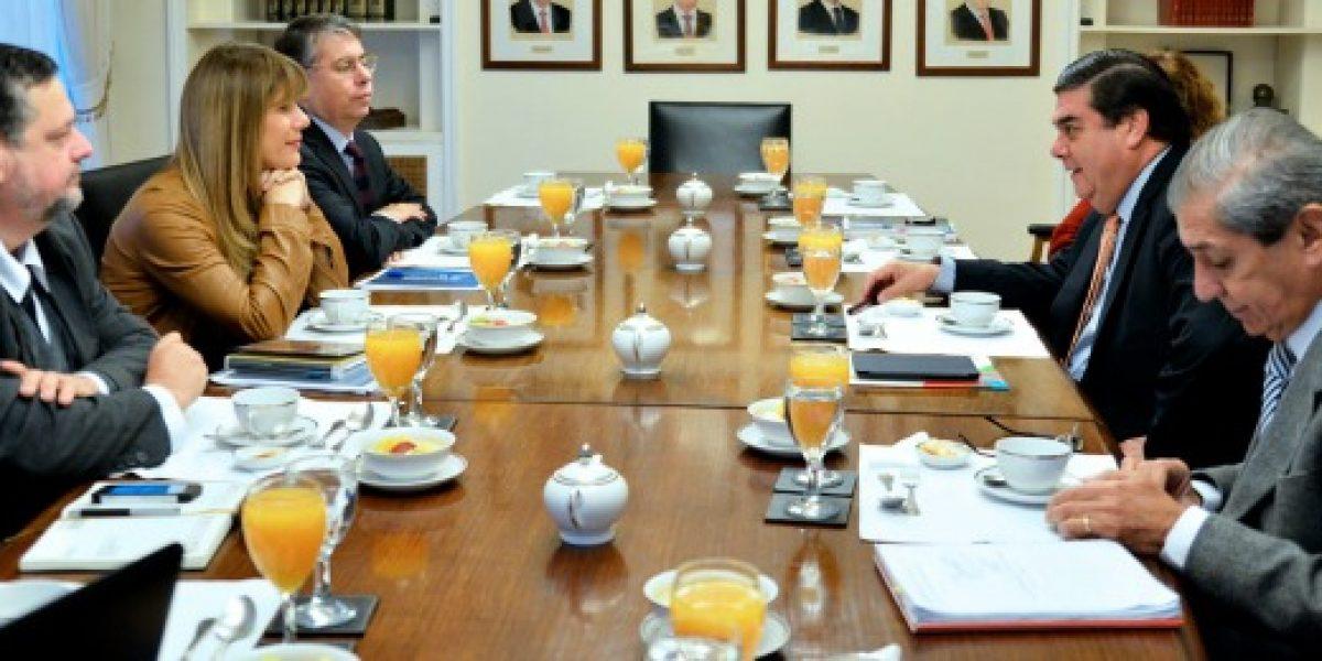Ministerio del Trabajo y CPC acuerdan agenda conjunta