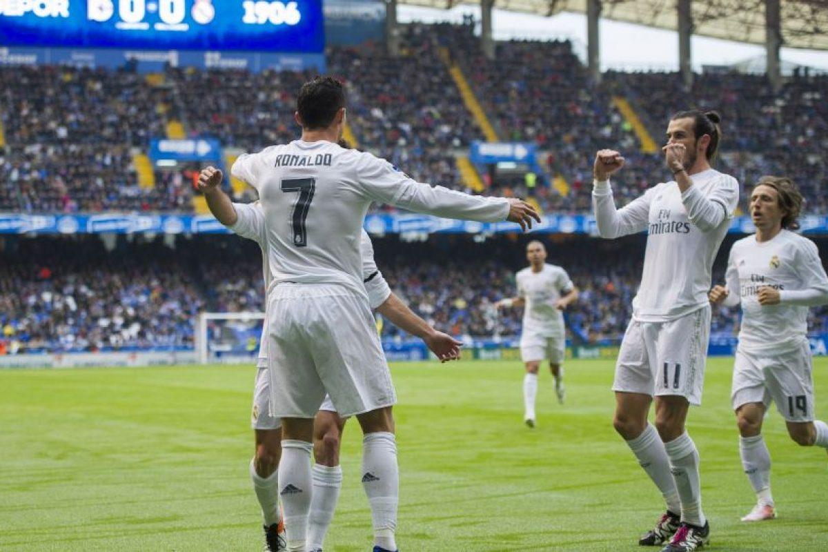 La diferencia abismal de nóminas entre Real Madrid y Atlético de Madrid Foto:Getty Images. Imagen Por: