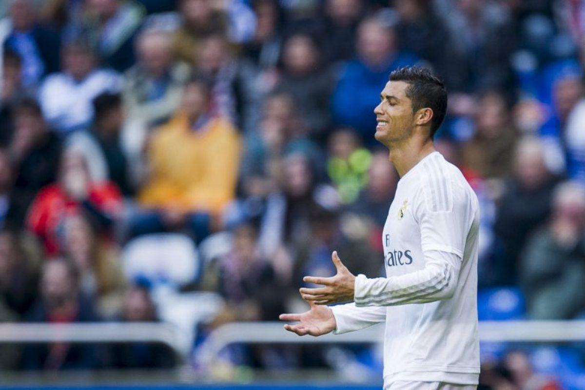 Cristiano Ronaldo Foto:Getty Images. Imagen Por: