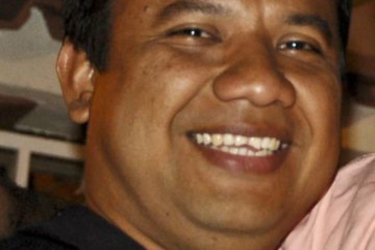 También está secuestrado Carlos Melo Foto:AFP. Imagen Por: