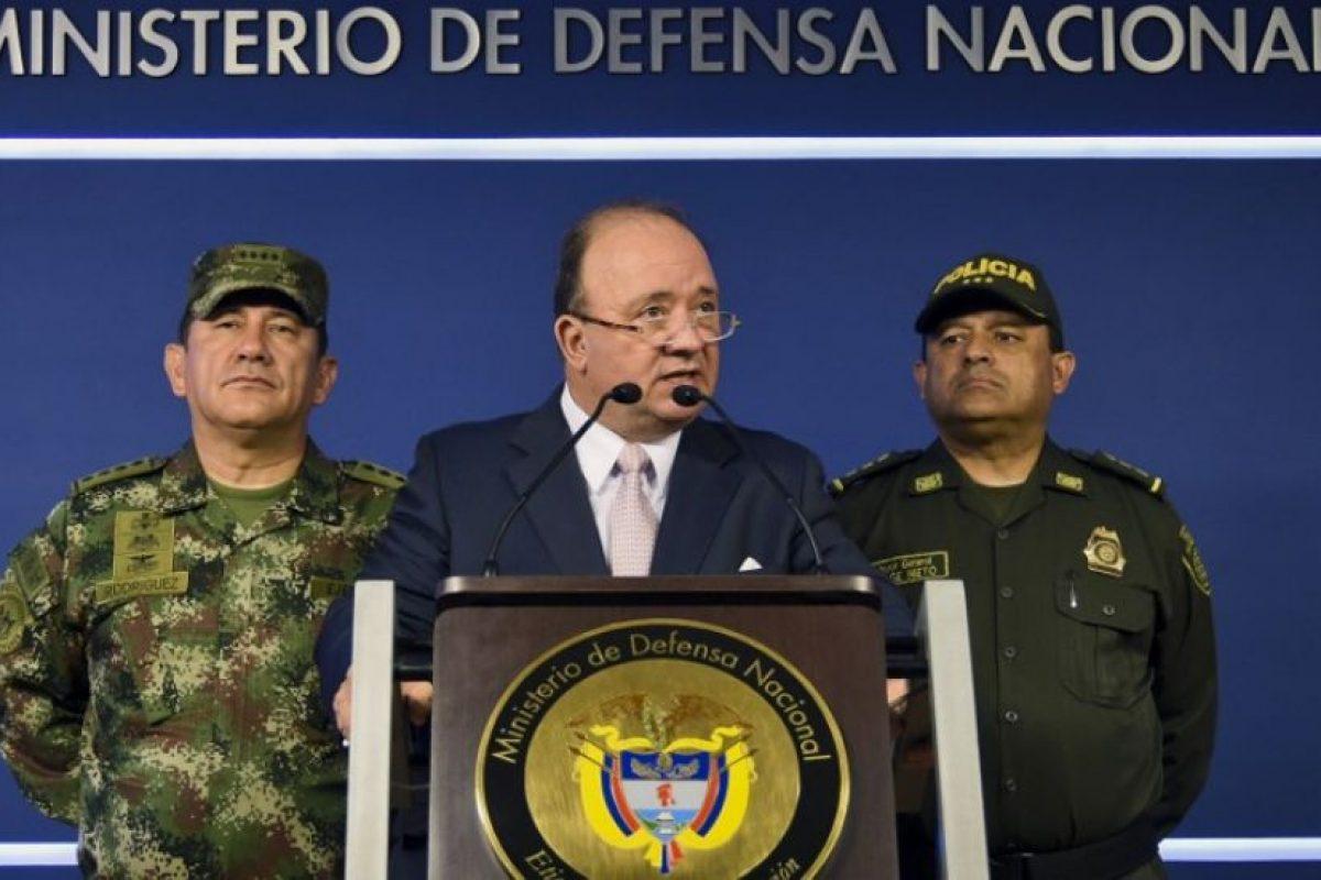 Y anunció un congelamiento en las negociaciones Foto:AFP. Imagen Por: