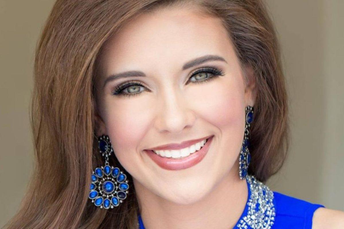 Madison Cox tiene 17 años Foto:Twitter.com/madisoncox13. Imagen Por: