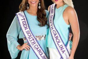 Ganó un concurso de belleza local en Carolina del Sur Foto:Twitter.com/madisoncox13. Imagen Por: