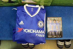 Chelsea usará su última camiseta diseñada por Adidas. Foto:Vía facebook.com/ChelseaFC. Imagen Por: