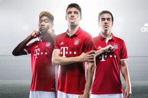 La nueva piel del Bayern Munich. Foto:Vía facebook.com/fcbayern.es. Imagen Por: