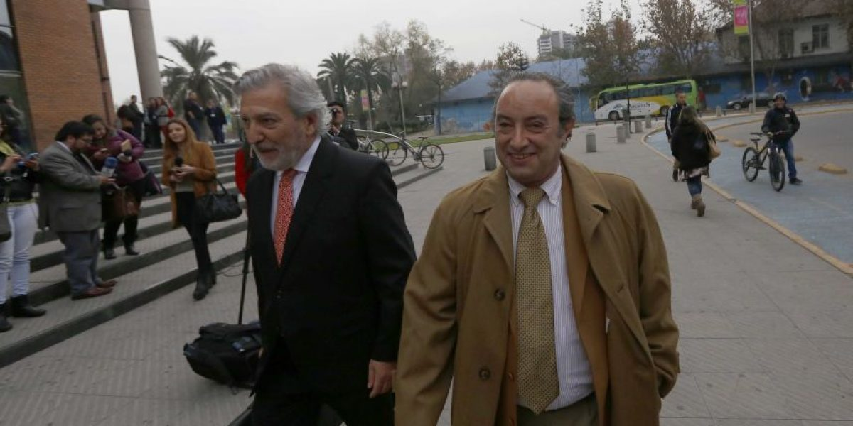 Ex tesorero del PPD declaró en fiscalía por los aportes de SQM al partido