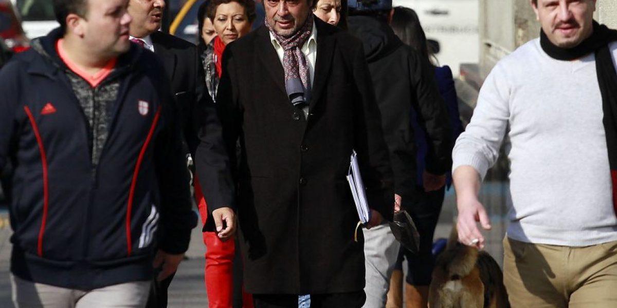 Patricio Rodrigo declara en la Fiscalía por SQM-PPD:
