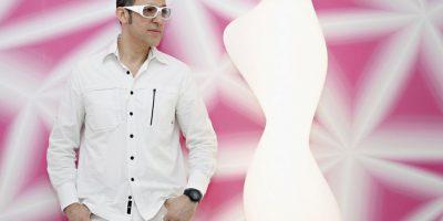 """Karim Rashid """"Diseñar es un acto político"""""""