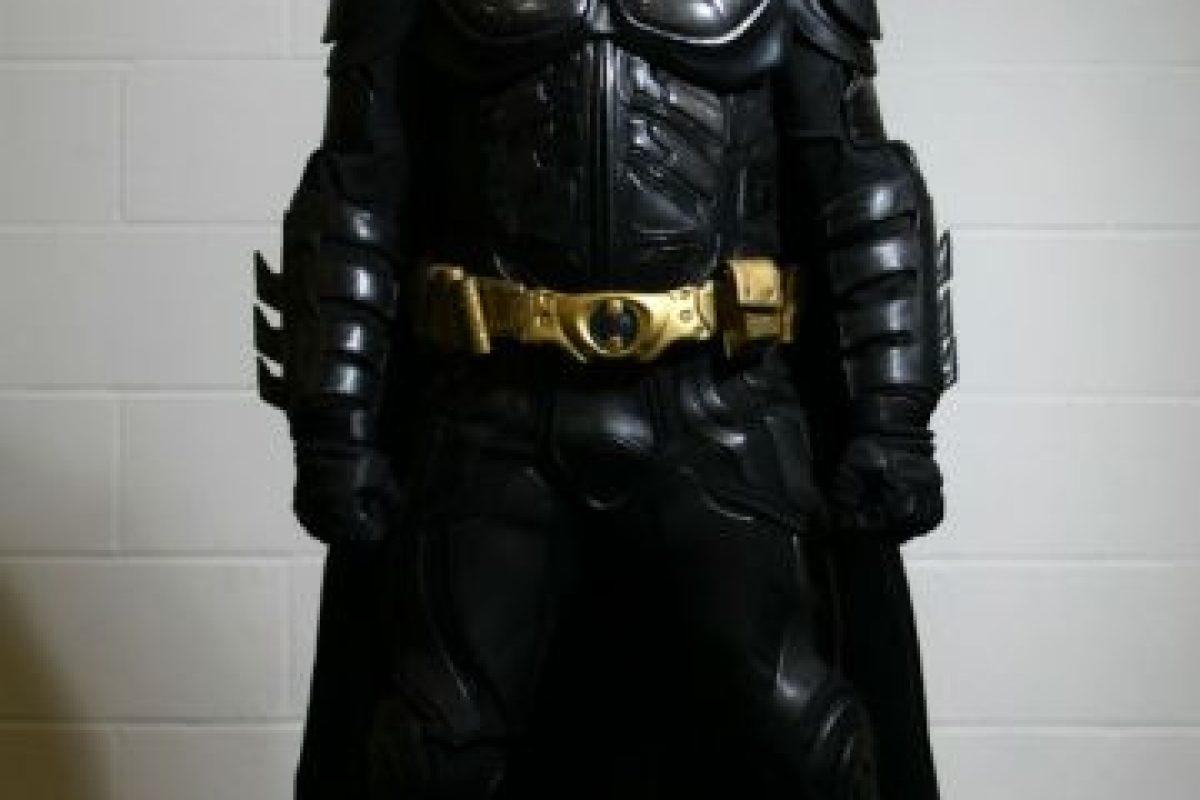 Batman es propiedad de DC Comics. Foto:Getty Images. Imagen Por: