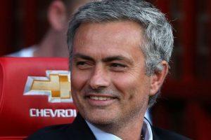 José Mourinho se estrenó en Instagram Foto:Vía twitter.com/ManUtd. Imagen Por: