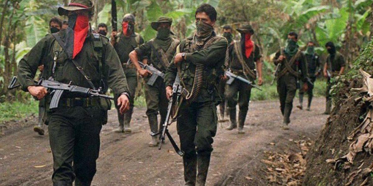 Gobierno colombiano: ELN