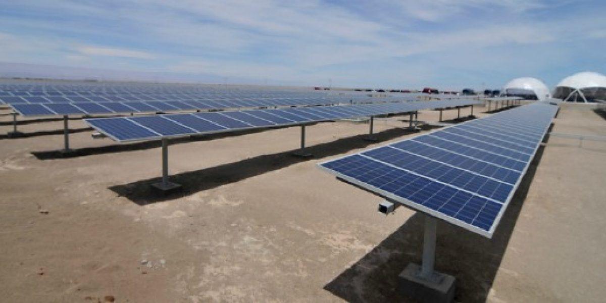 Enel conecta a la red su mayor planta solar en Chile