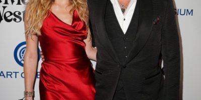 Amber Heard acusa a Johnny Depp de violencia doméstica