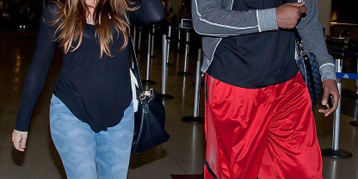 Khloé Kardashian quiere el divorcio