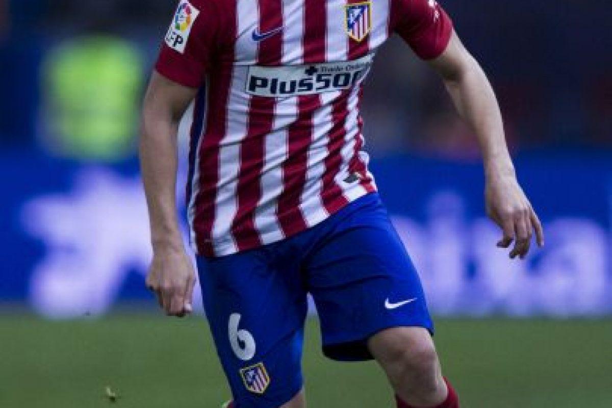"""Y Koke, por el """"Atleti"""" Foto:Getty Images. Imagen Por:"""