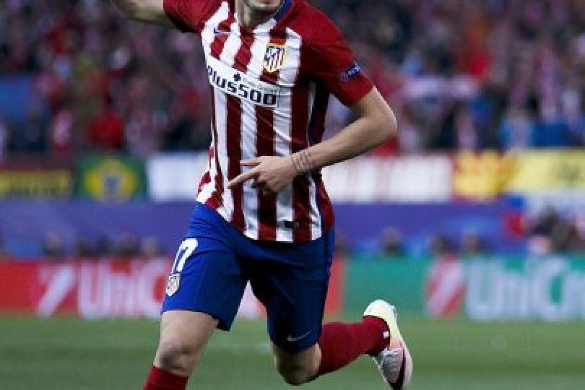 Saul Ñiguez Foto:Getty Images. Imagen Por:
